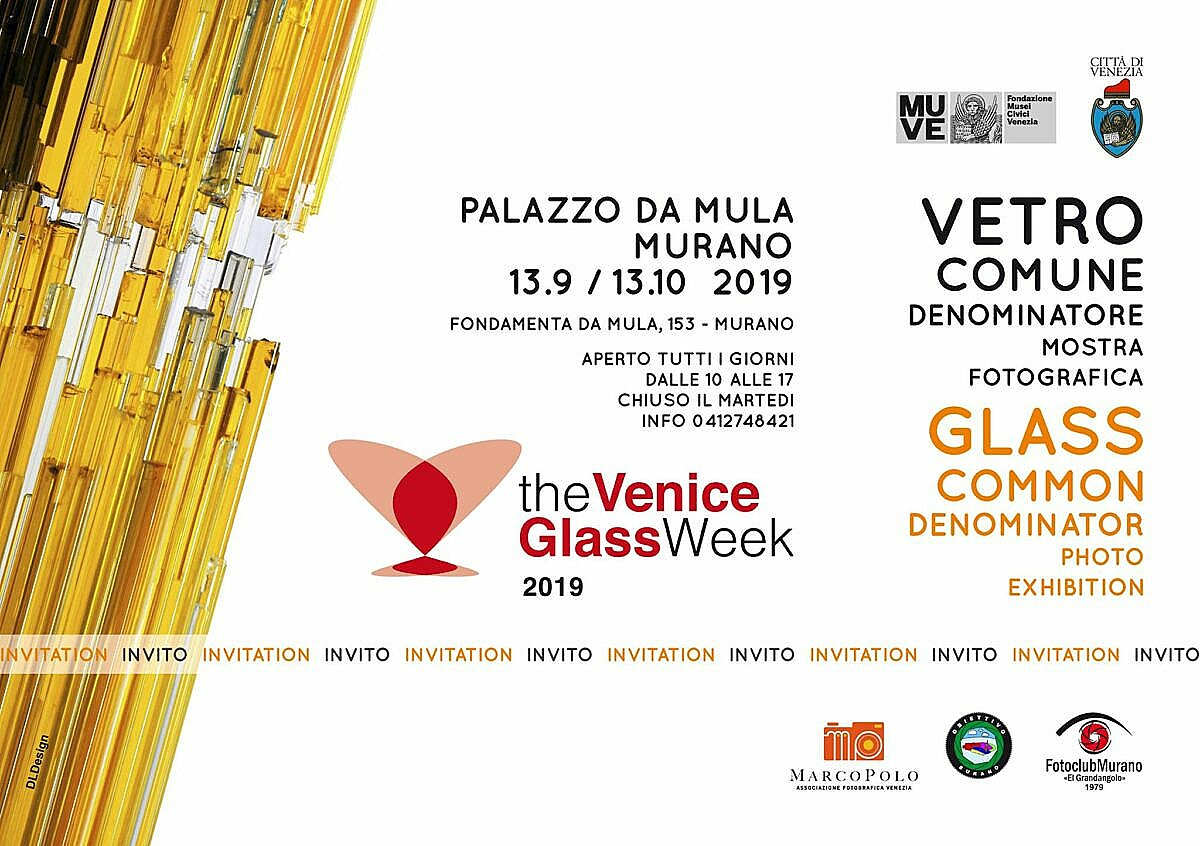 Glass Common Denominator - Glass Week 2019